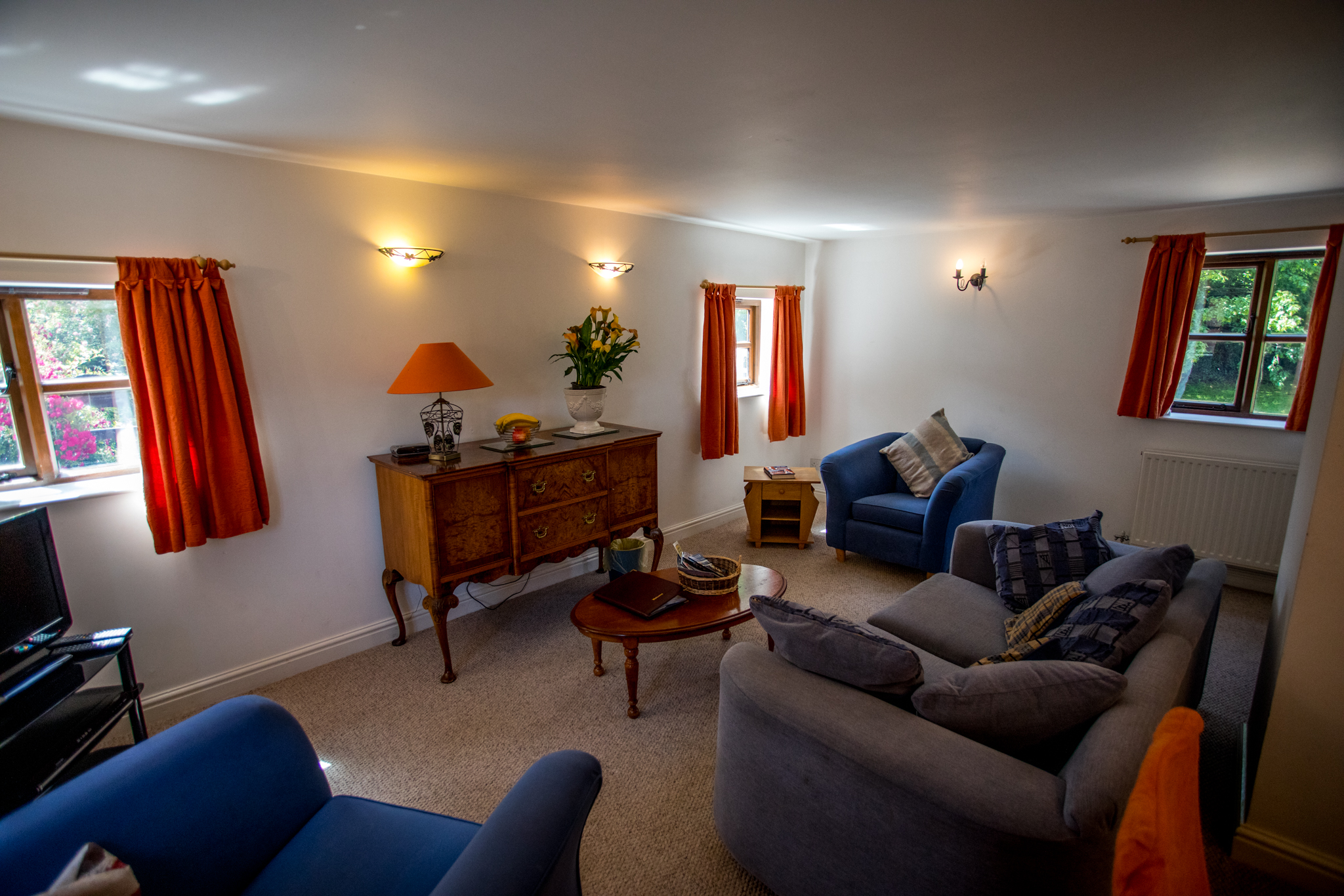 Forge Mill Self Catering Cottages